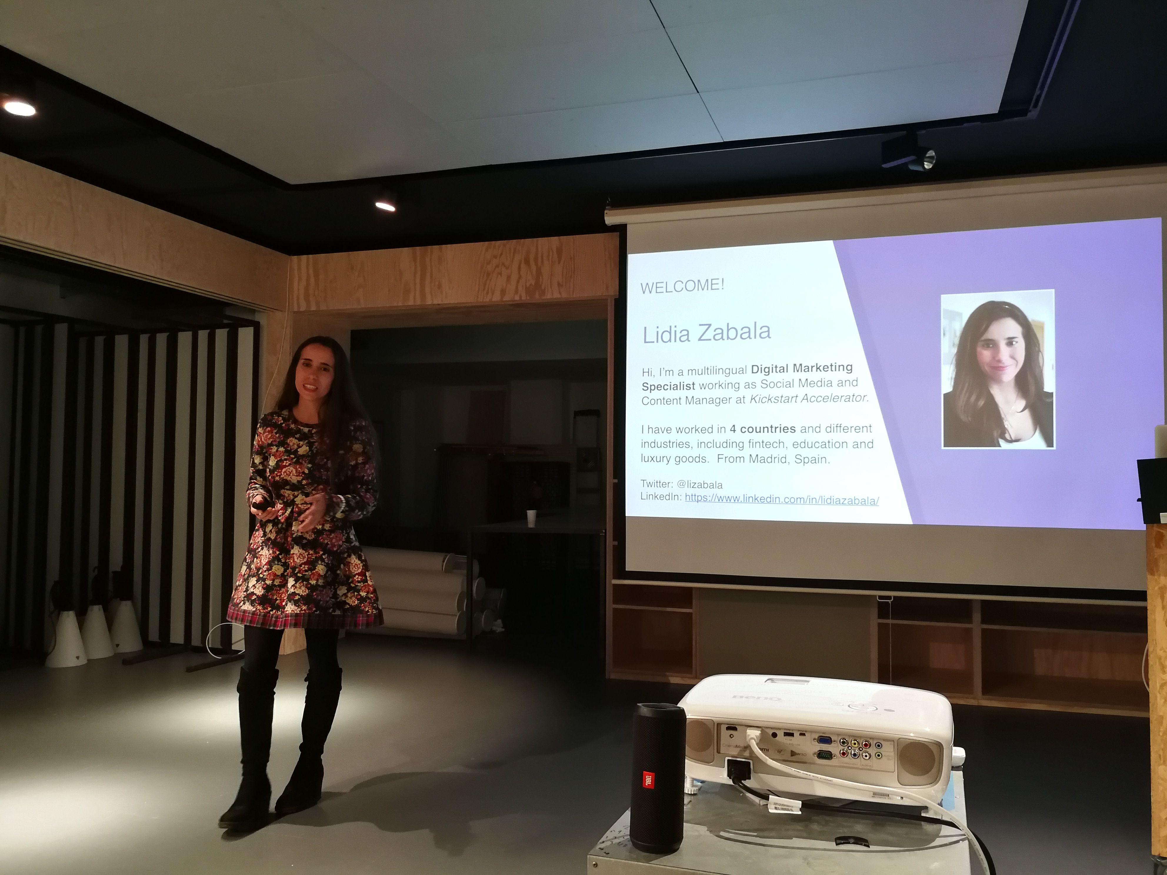 Women in Digital Zurich Meet ups