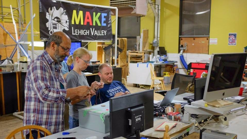 Make Lehigh Valley (makerspace)