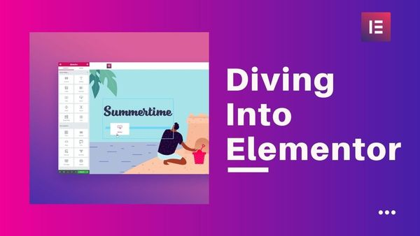 Diving Into Elementor - event image