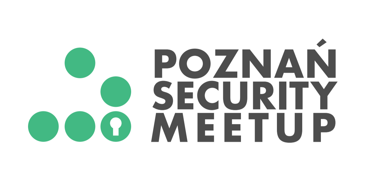 Poznań Security Meetup