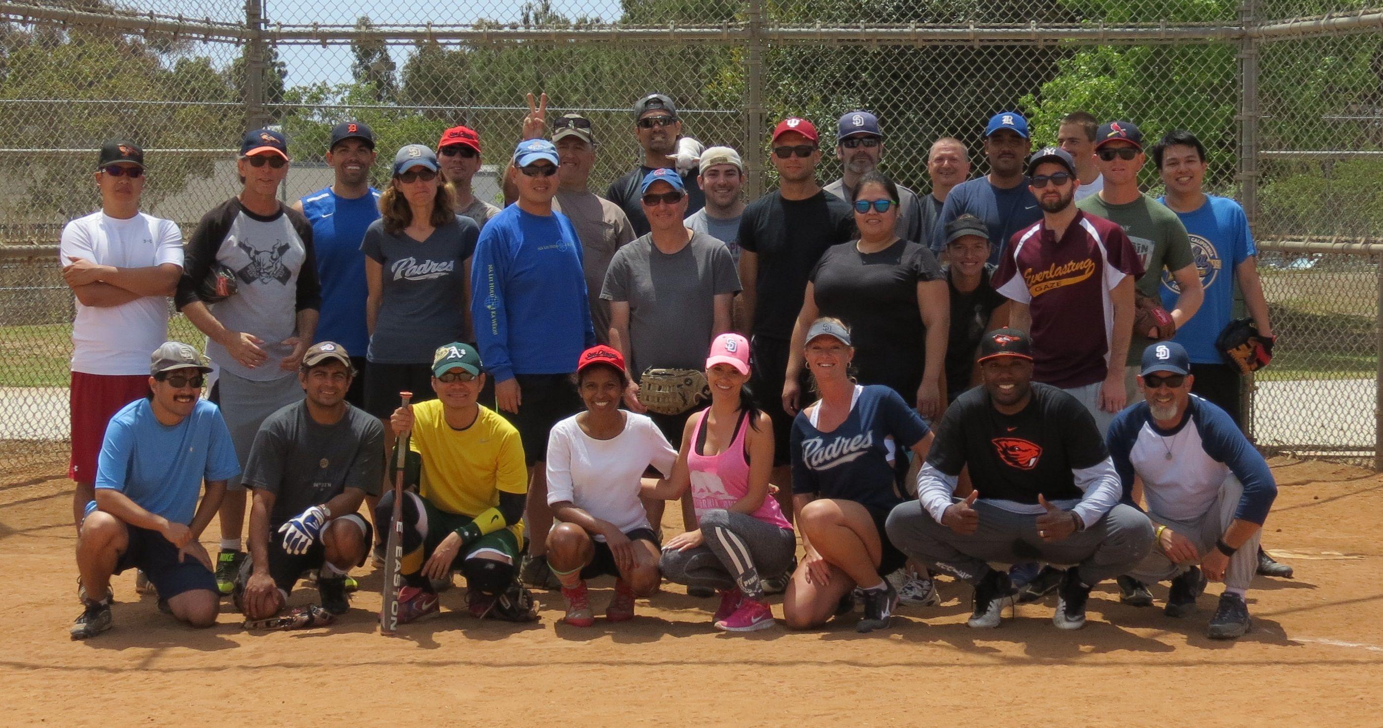 San Diego Sunday Co-ed Softball - UTC Univers