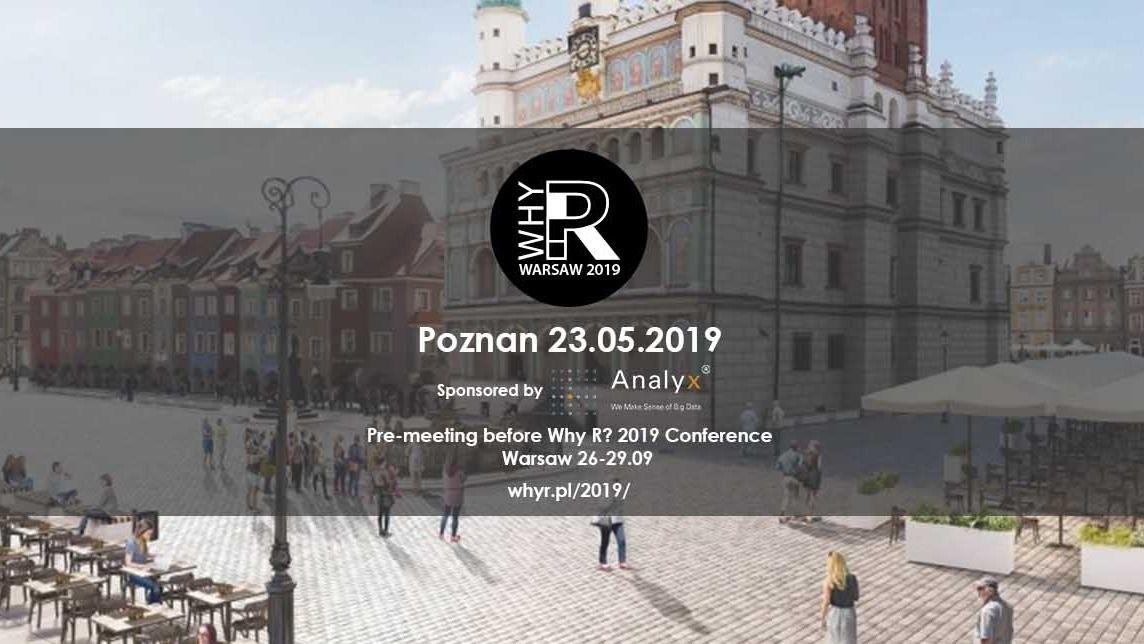 Poznan R Users Group (PAZUR)