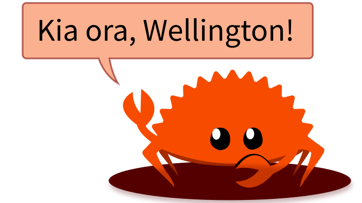 Rust Wellington
