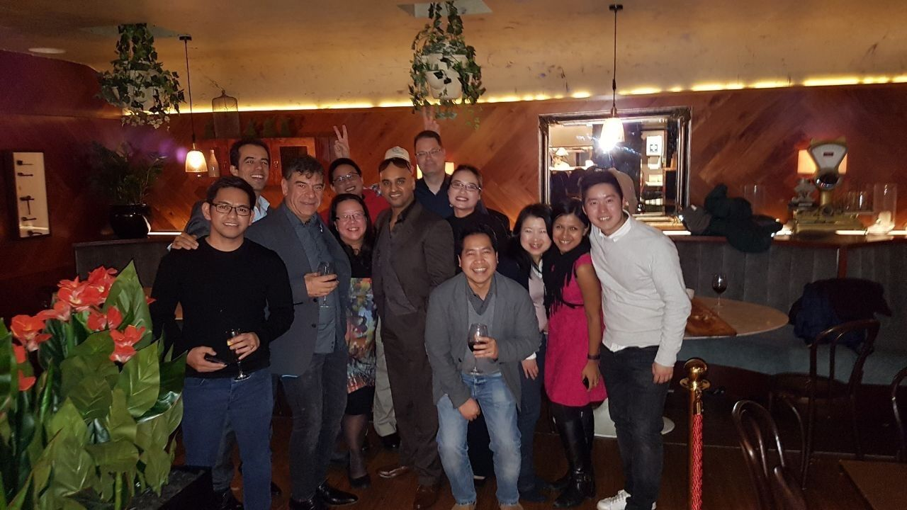 Sydney AGSM eMBA Social Events