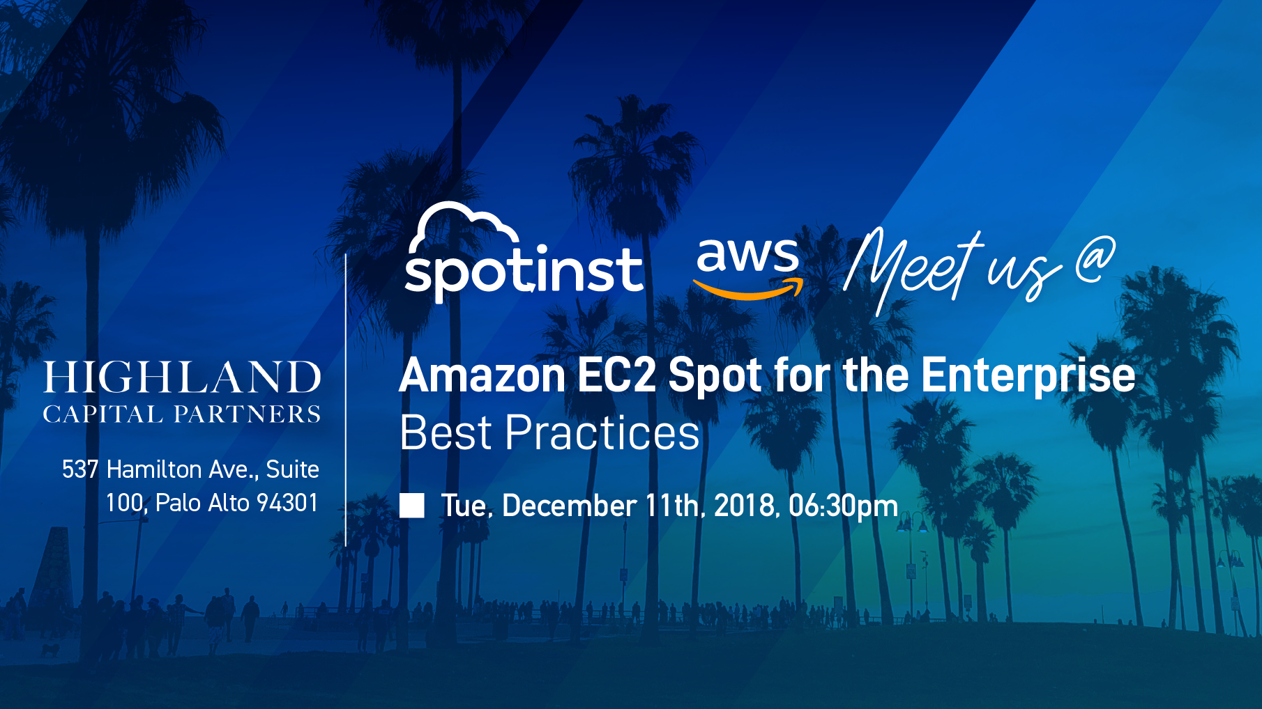 Amazon EC2 Spot for the Enterprise - Best Practices and Real-World Examples