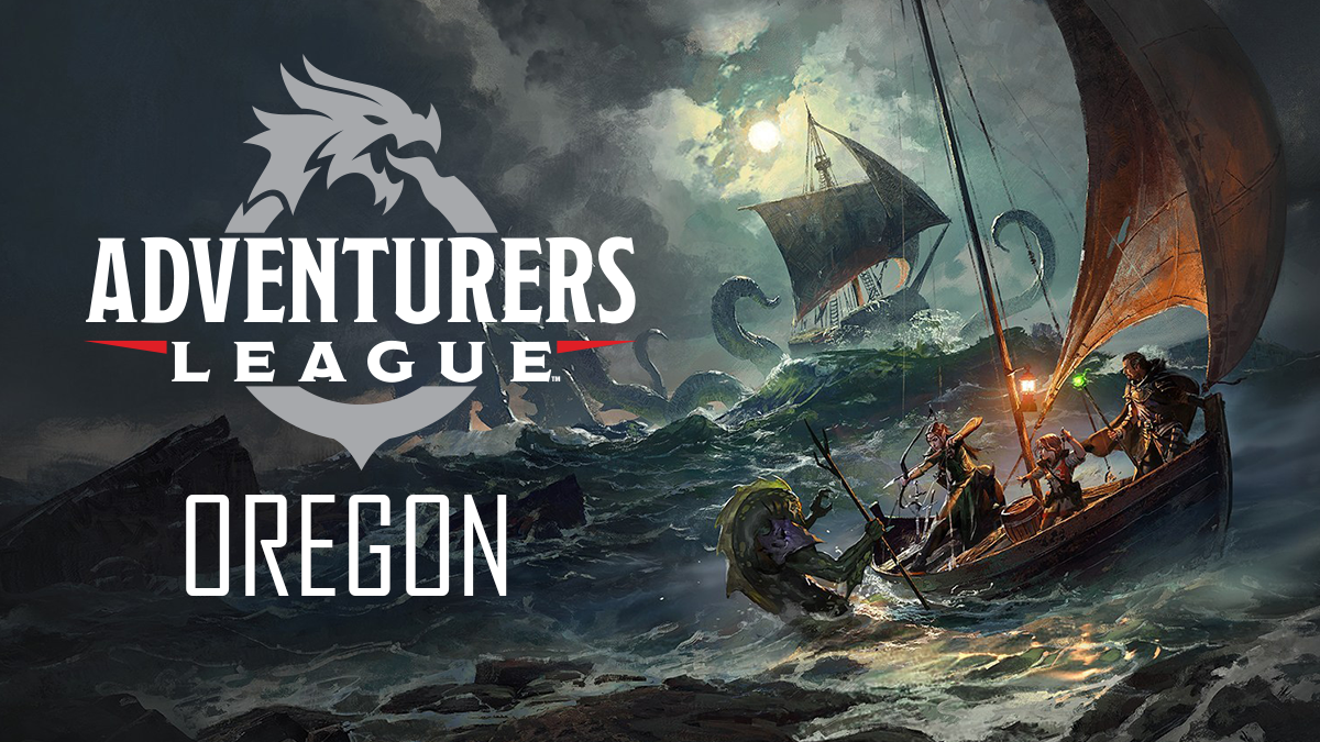 D&D Adventurers League - Oregon