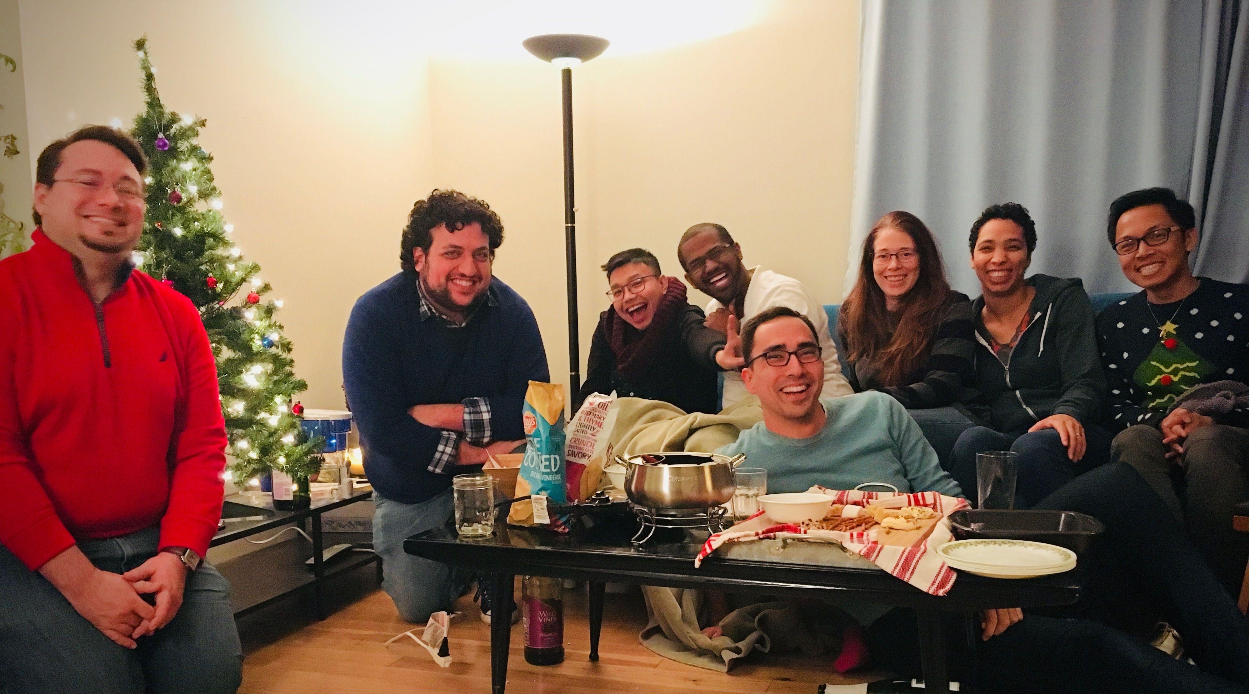 LGBT Movie Club Potluck Extravaganza (age 20s-30s)