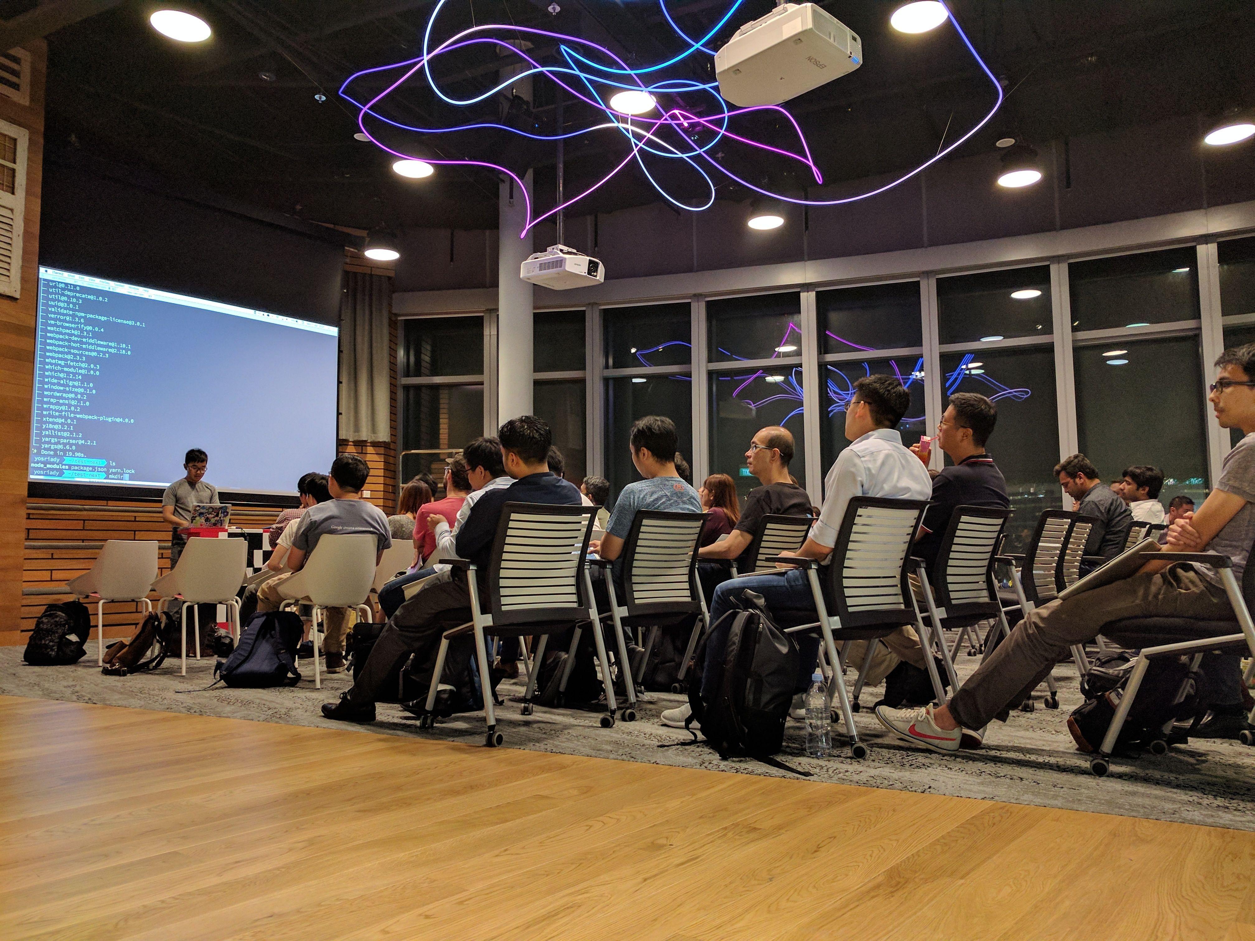 Talks – Yos Riady · Software Craftsman