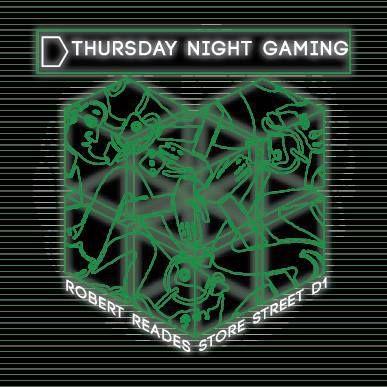 IGA Boardgames Night Dublin - Free play!
