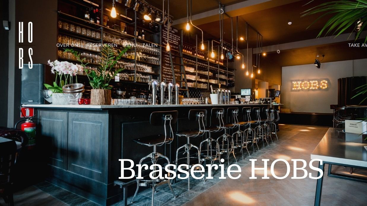 Monthly drinks night out at HOBS (Groenplaats)