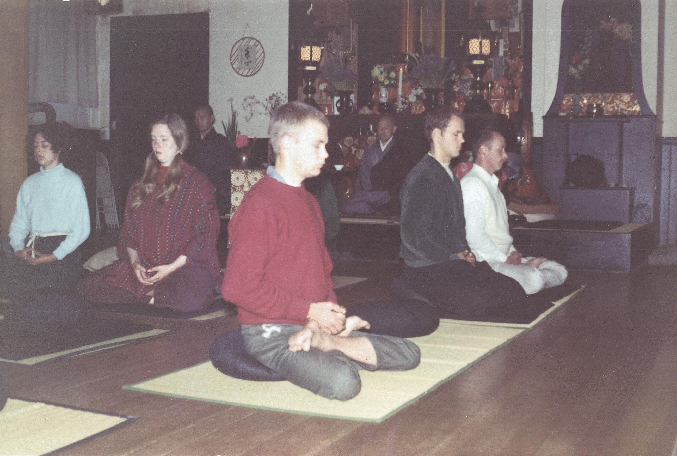 JissoJi Zen Ann Arbor Meditation Meetup