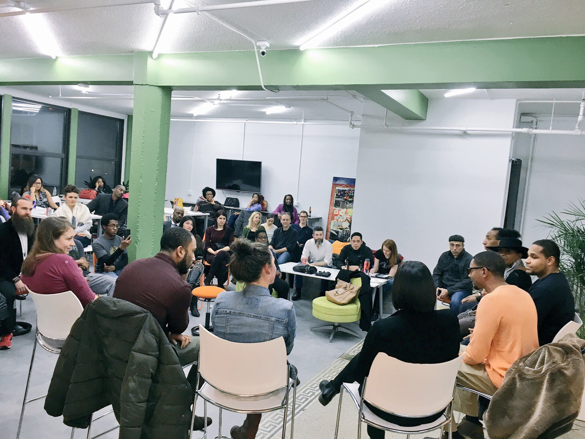'How to Start a Startup' Viewing & Discussion Series