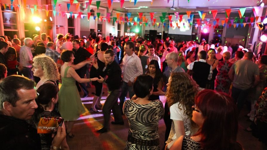 Salsa, Bachata & Kizomba Dancing in Dublin