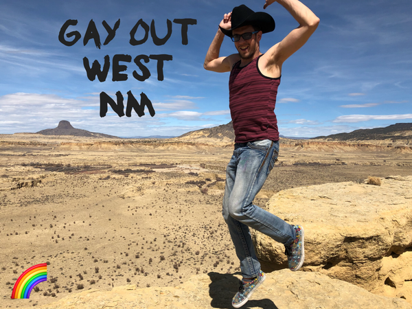 Out west travel gay
