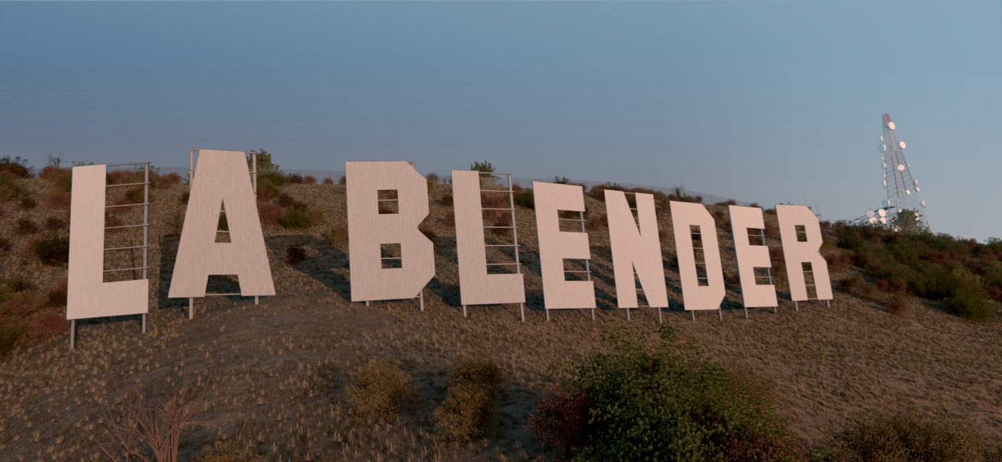 Los Angeles Blender 3D Meetup Group