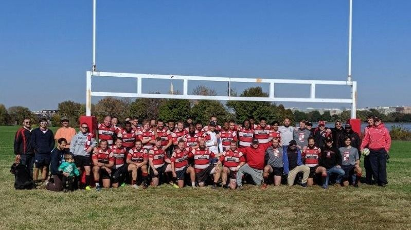 West Potomac Griffins Rugby Football Club