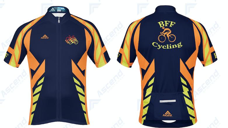 Bicycle, Friendship & Fun (BFF Cycling)