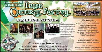 Irish Music & Cultural Festival / Berea Fairgrounds ...