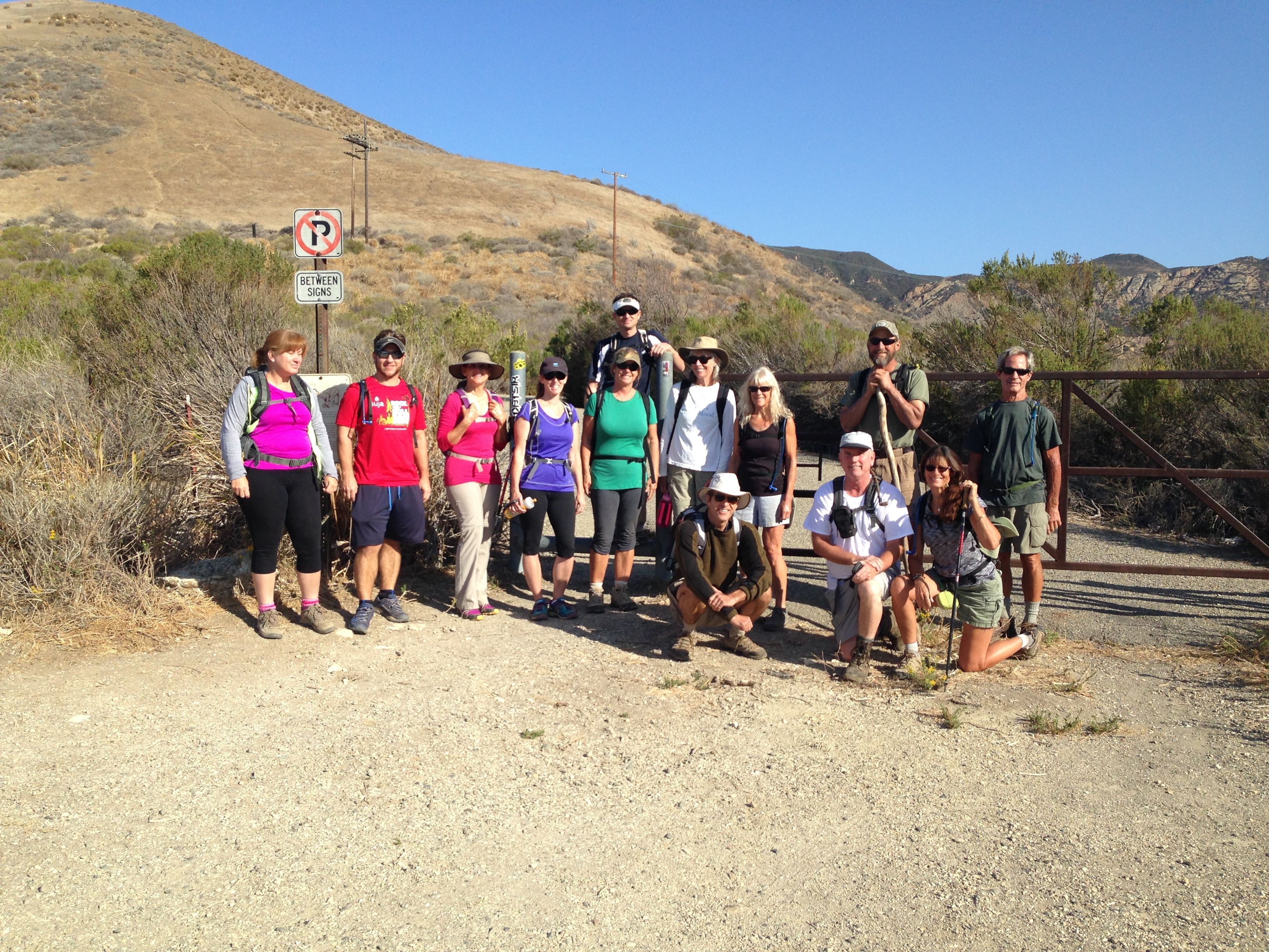 Santa Barbara County Hikers