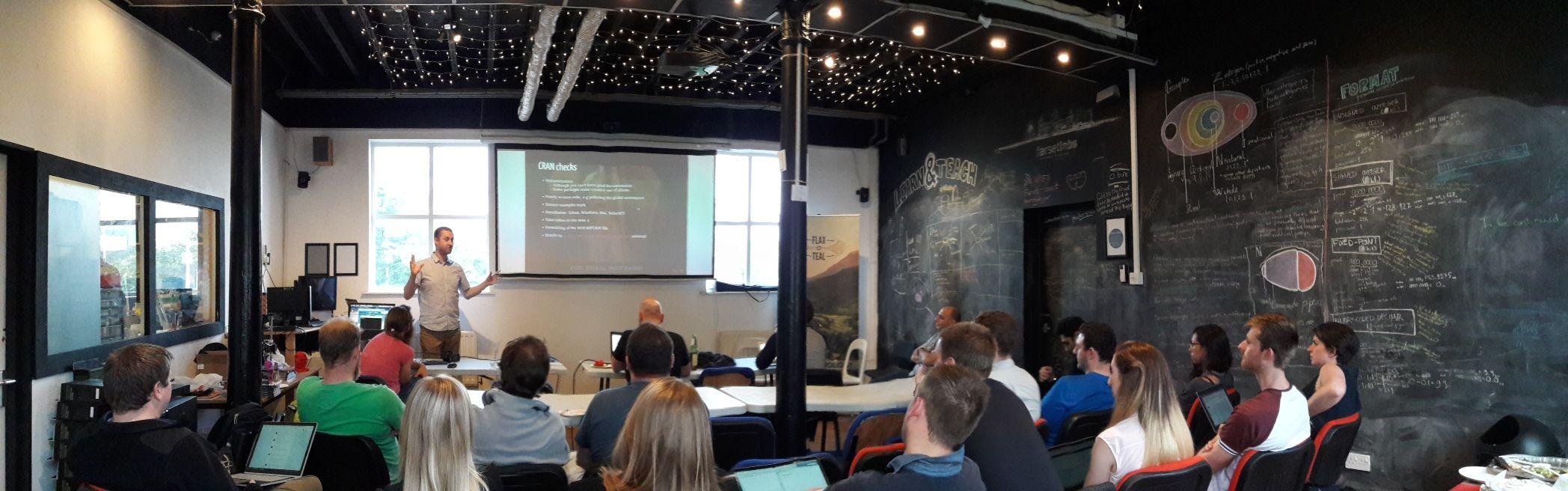 Belfast Linux/Libre User Group
