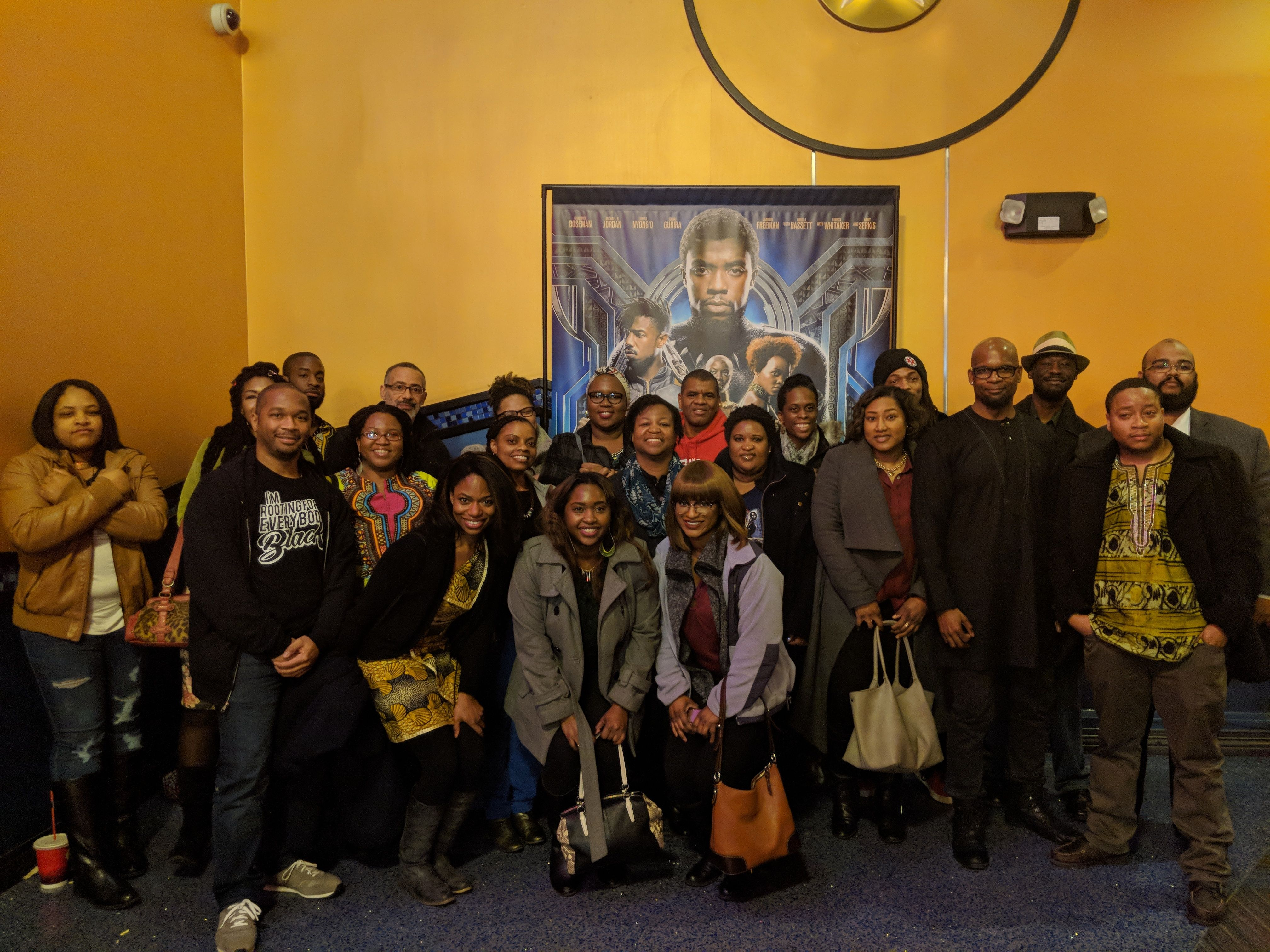 DC Nerds of Color and Super Friends