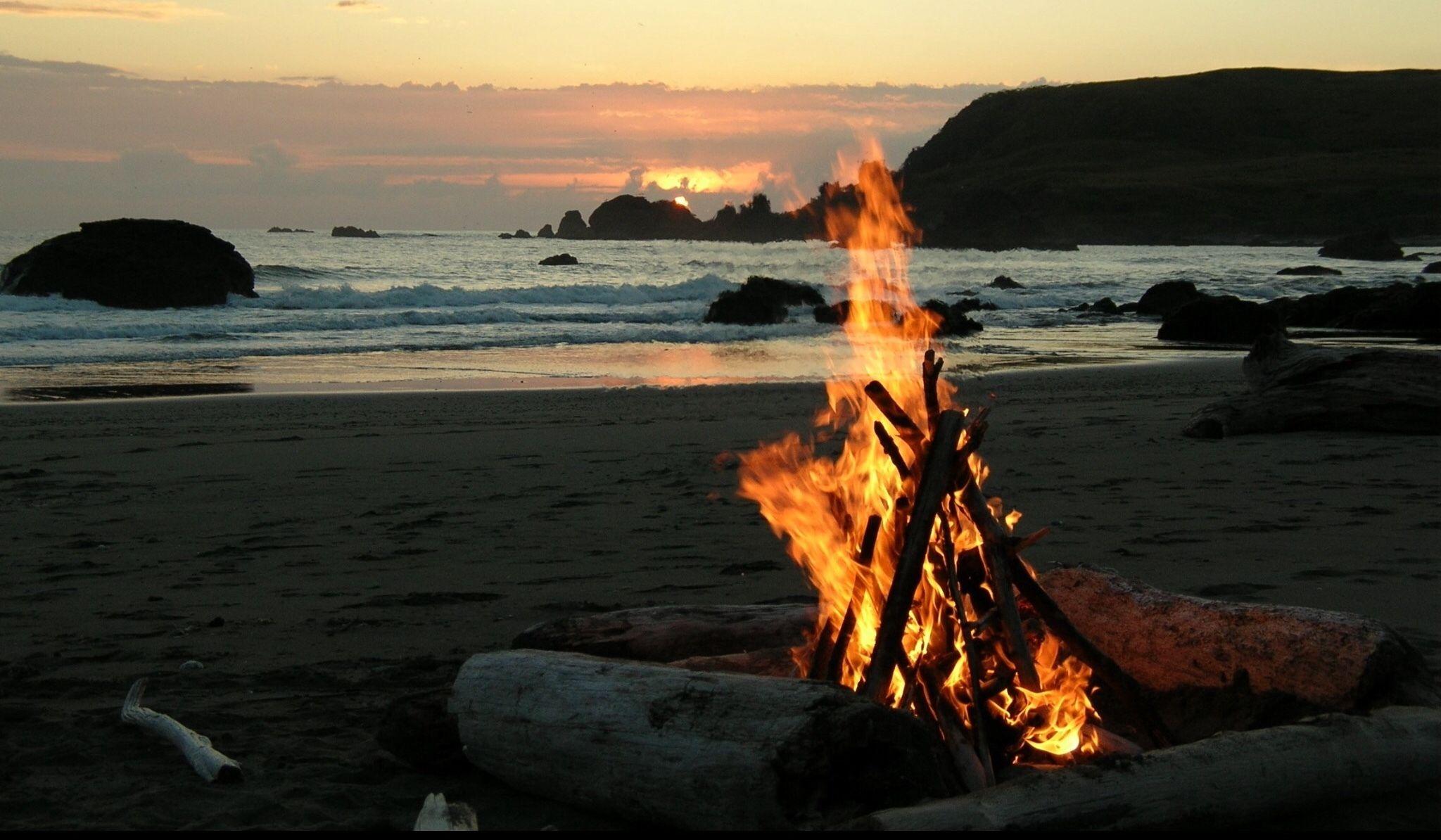 LA JOLLA SHORES BEACH BONFIRE MUSIC JAM AND POTLUCK!!!