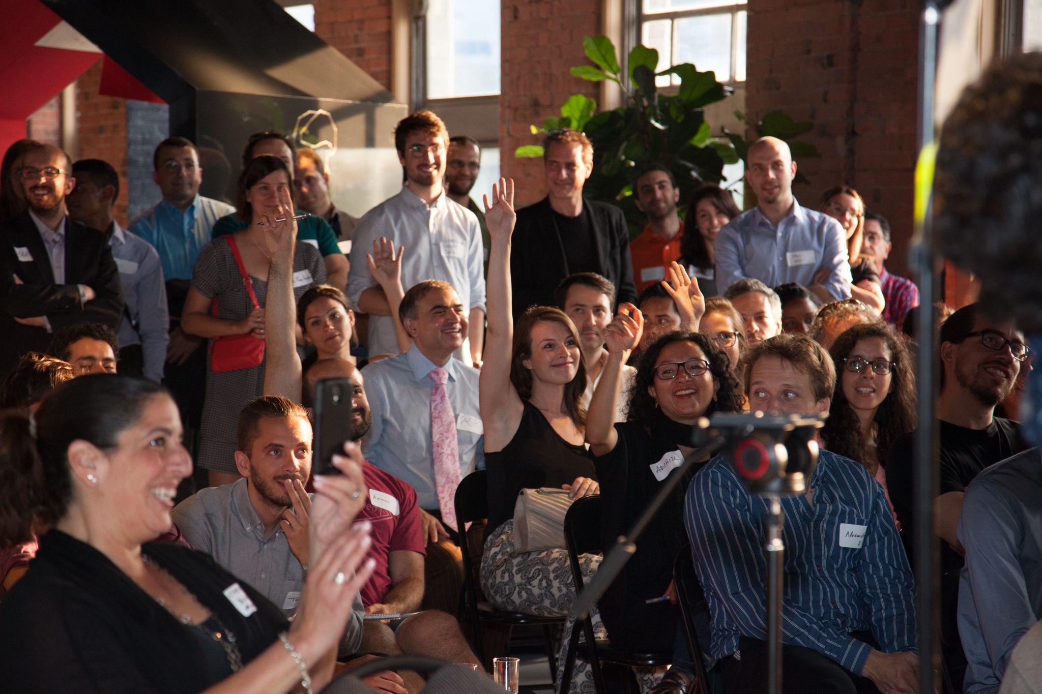 MTL NewTech - Montreal + Startups Community