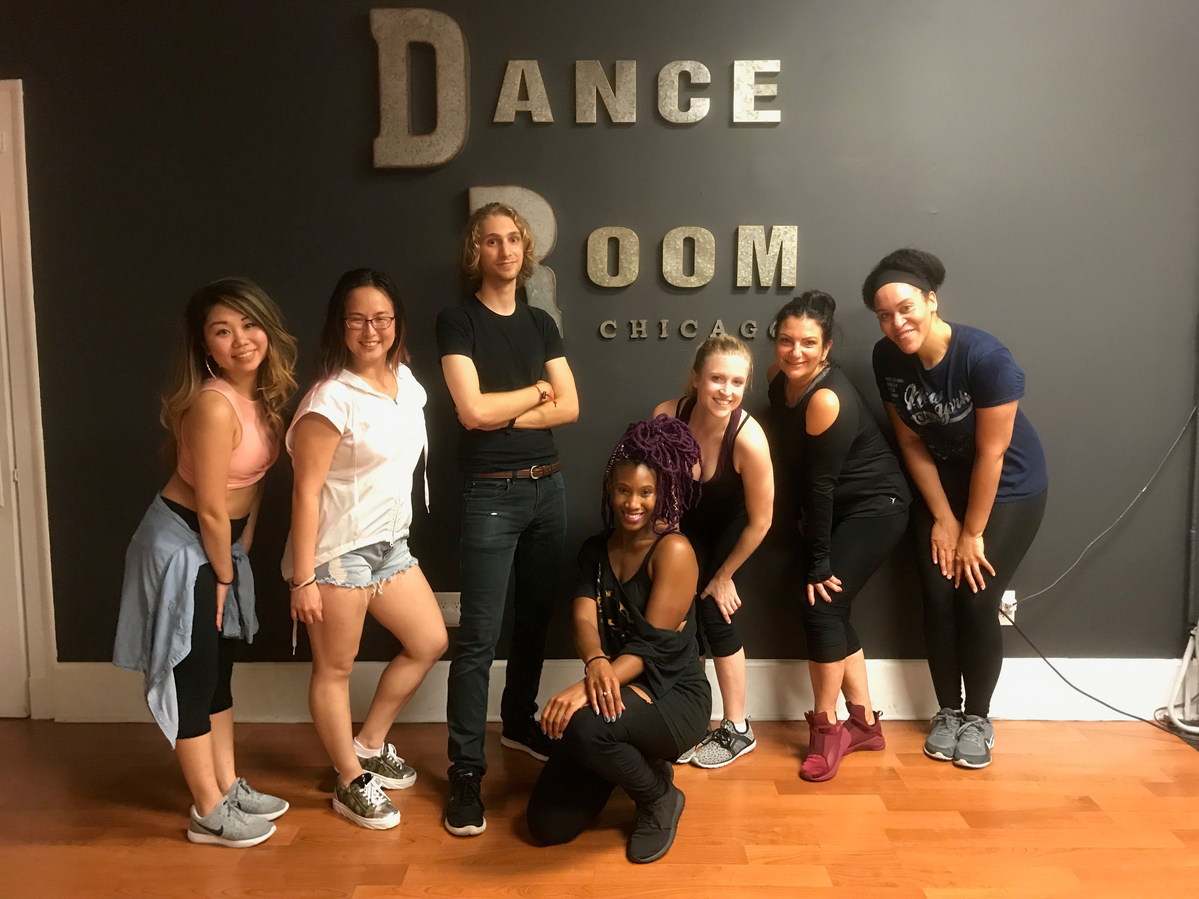 Adult Hip Hop Dance Classes in Chicago!