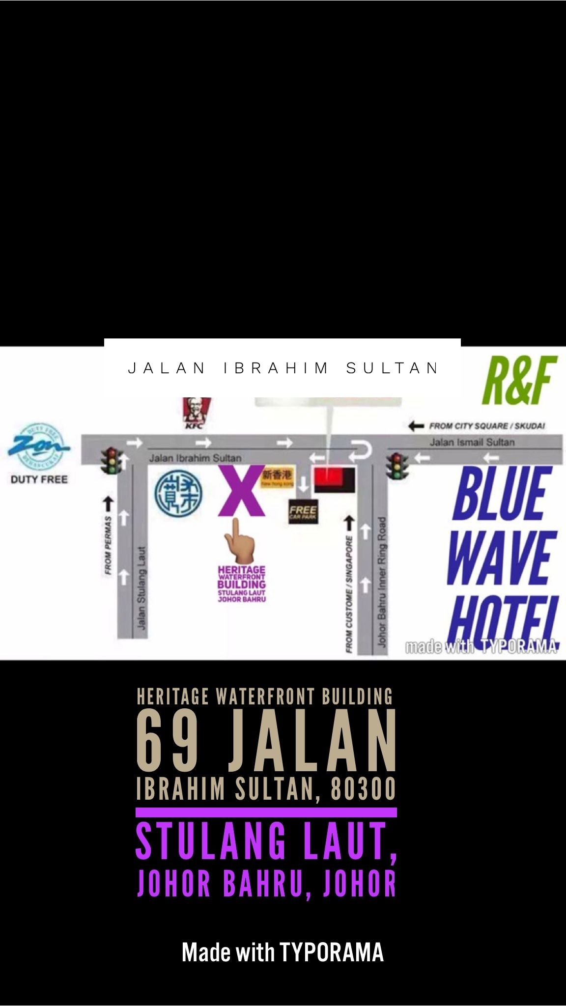 Heritage Waterfront, Stulang Laut, Johor Bahru!