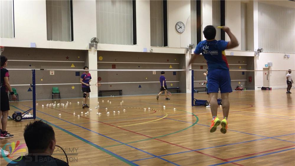 Badminton SG ★