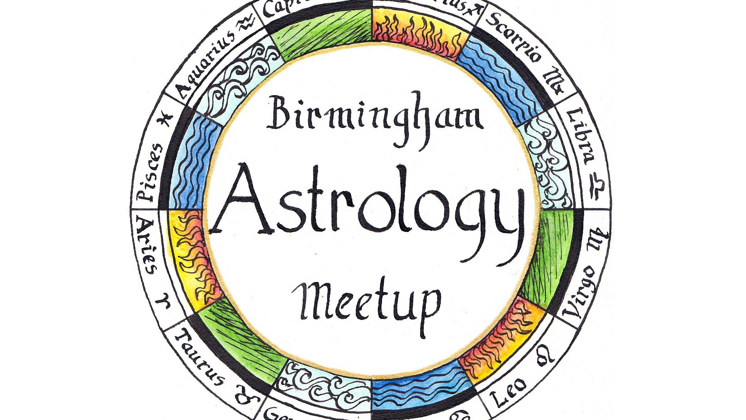 Saturday Astrology Workshop - Aries | Meetup