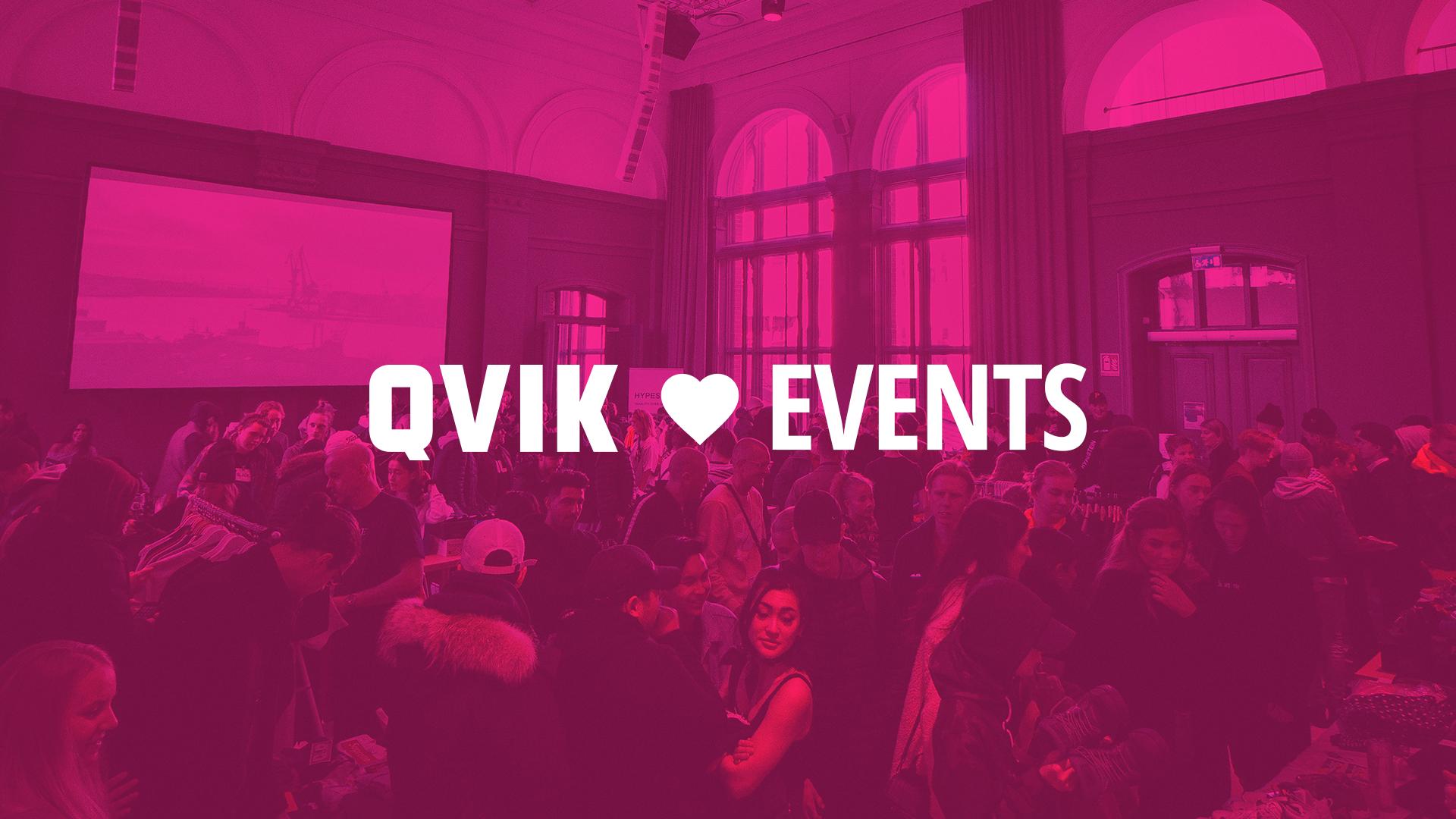 Qvik Events