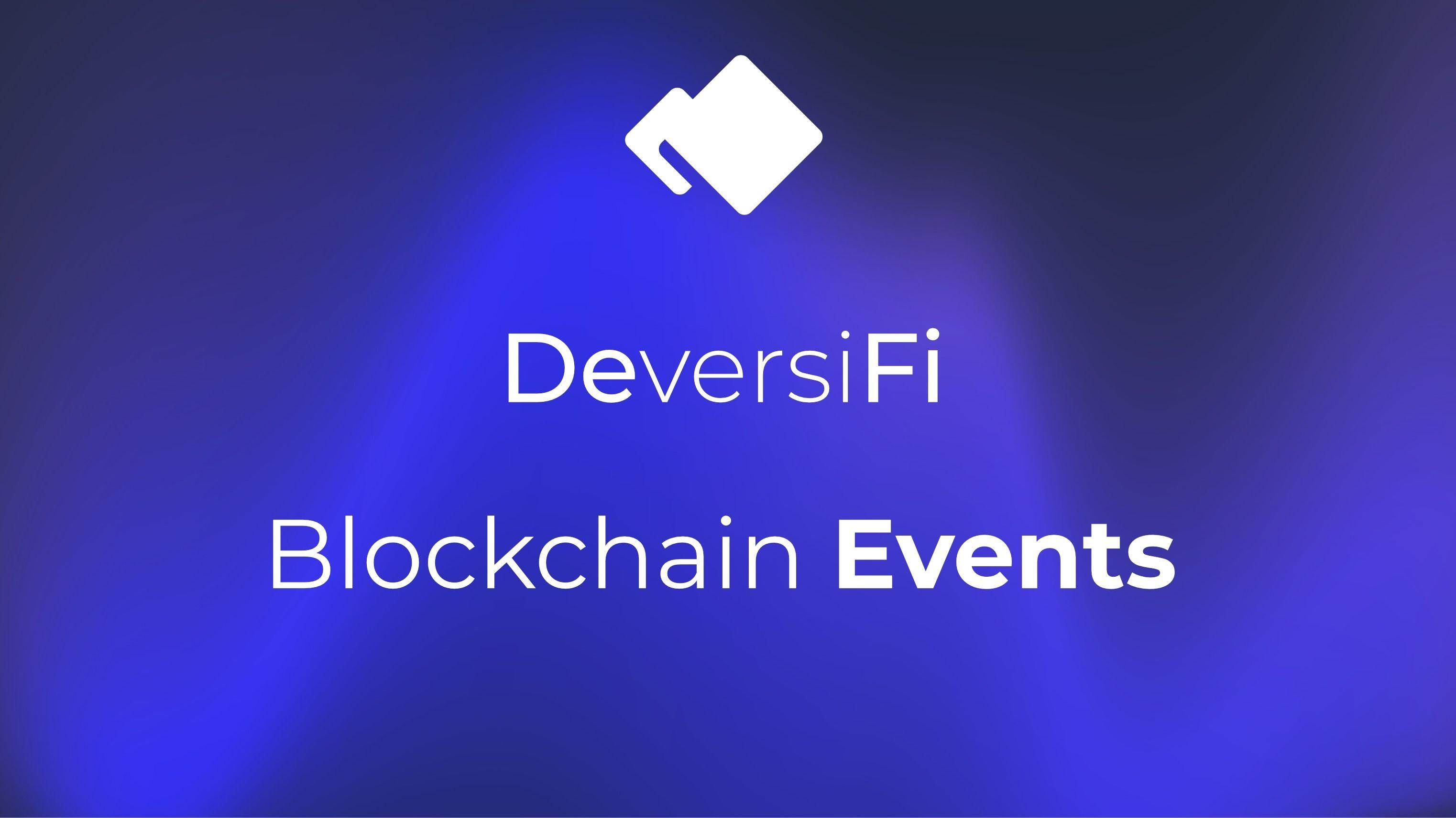 DeversiFi Meetup (Prev-Ethfinex)