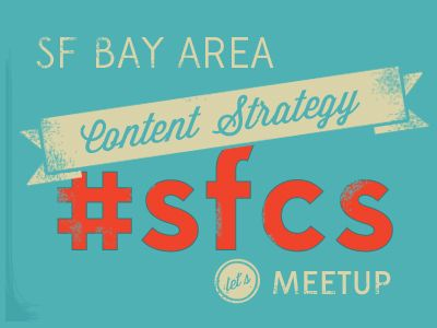 Content Strategy: San Francisco Bay Area