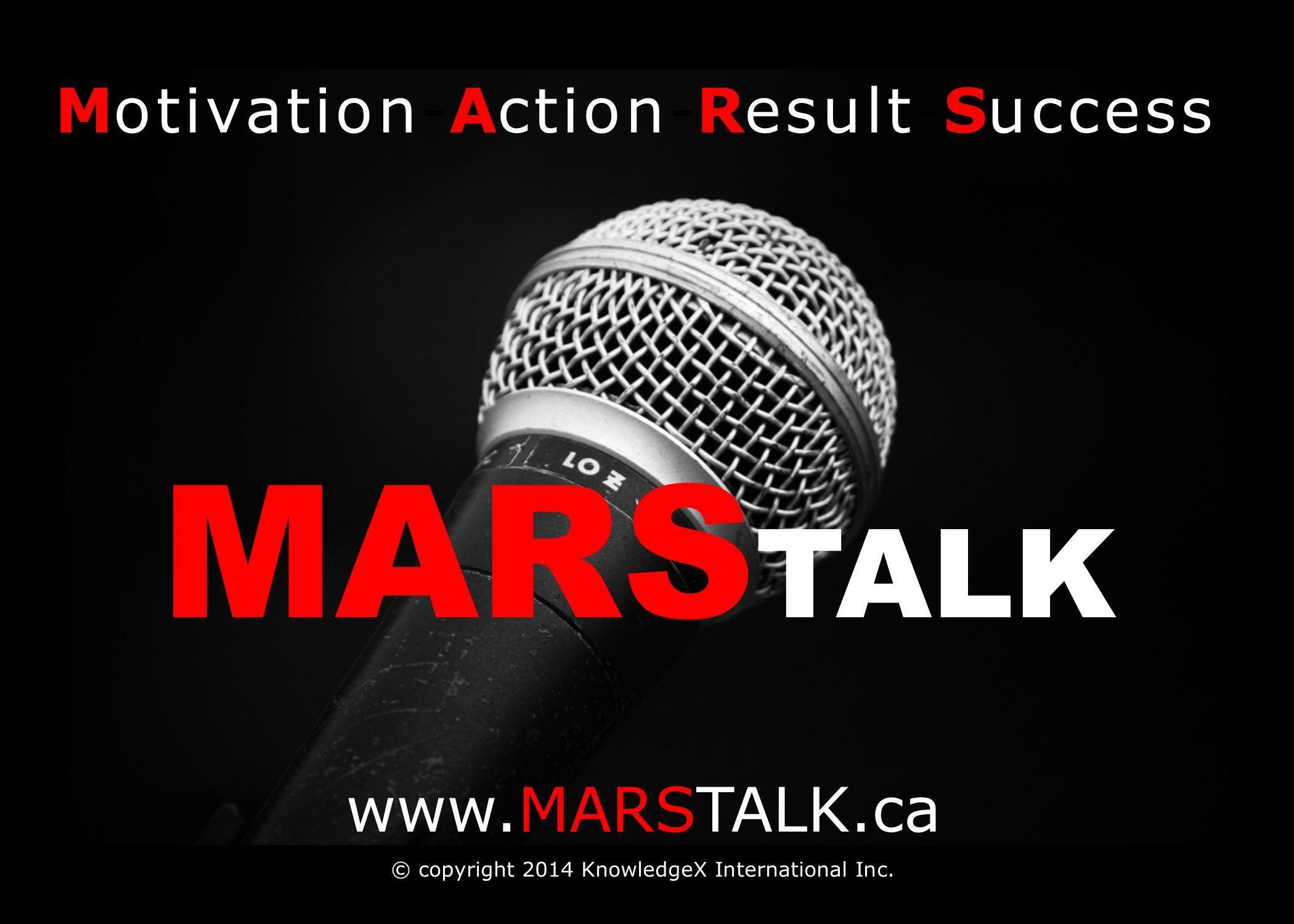 MARSTalk Charity Event: Storytelling, Impromp