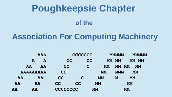 ACM Poughkeepsie