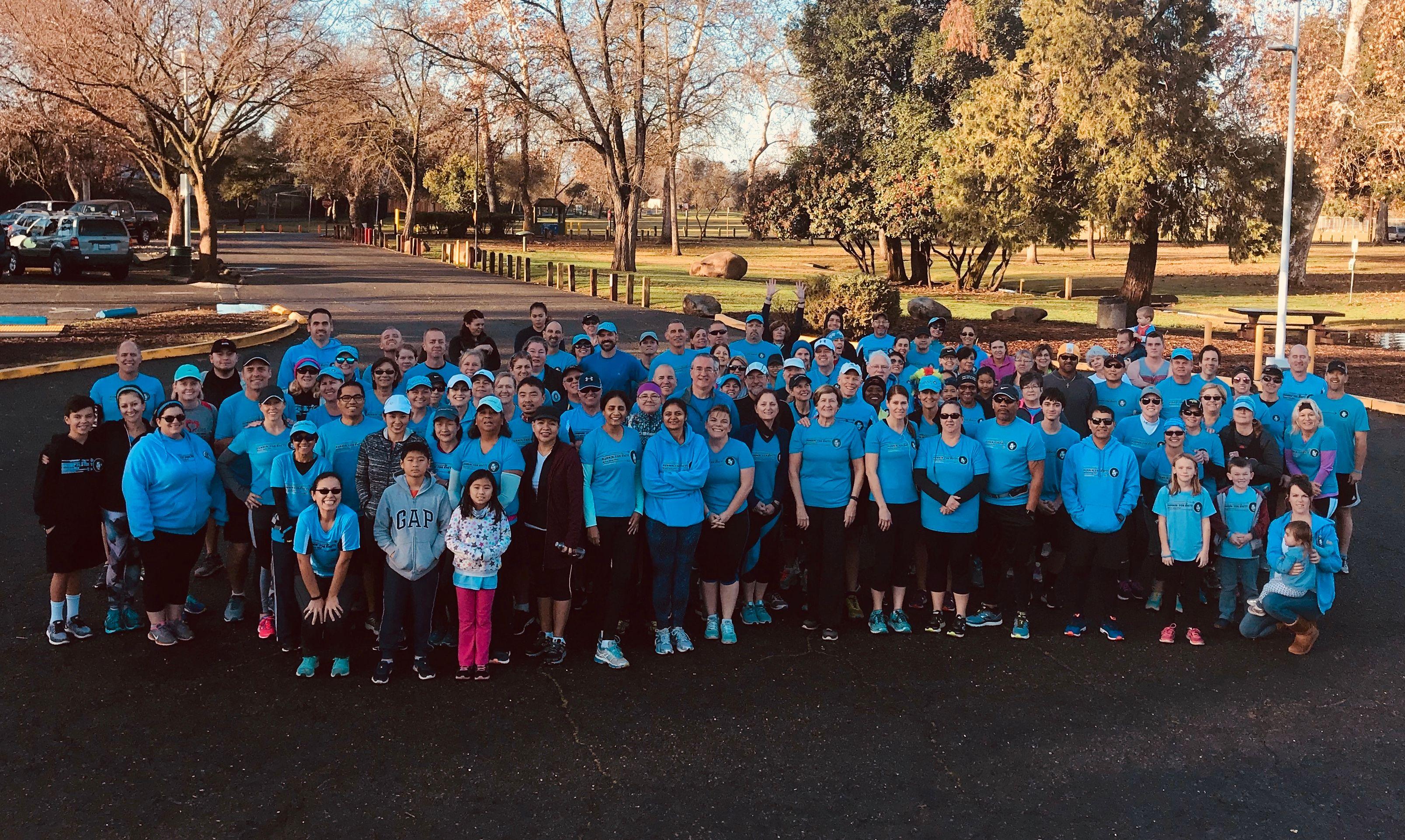 Runnin for Rhett | Blue Crew Training