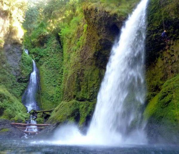 Eagle Creek Canyon-Columbia Gorge- Near Portland