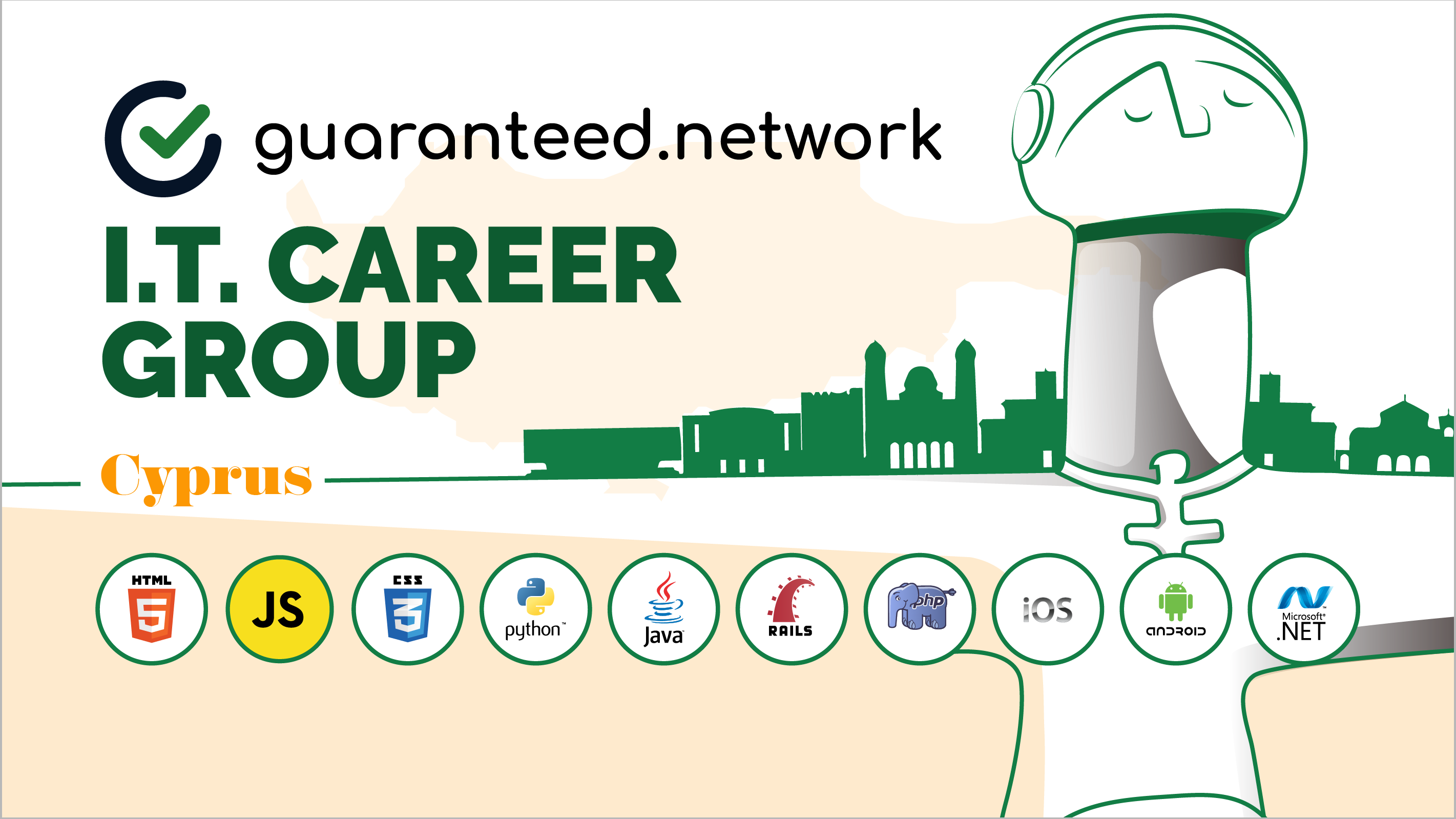 The Guaranteed Network's Cyprus I.T. Career Group