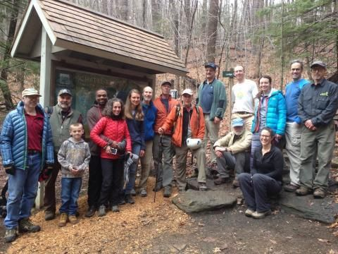 Appalachian Mountain Club (AMC) Berkshire Chapter