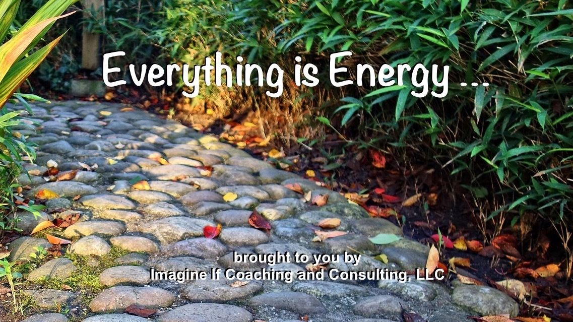 Everything is Energy - Boulder