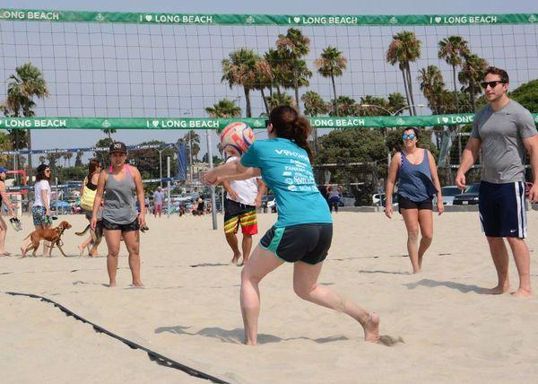 Long Beach Volleyball Meetup