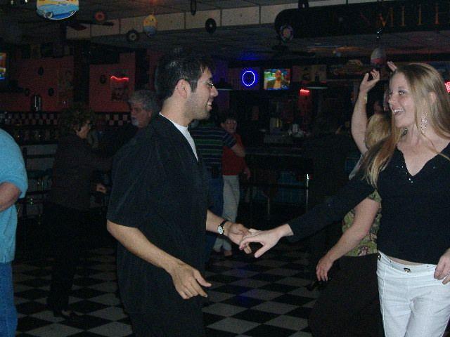 Jacksonville Beginner Dance Class