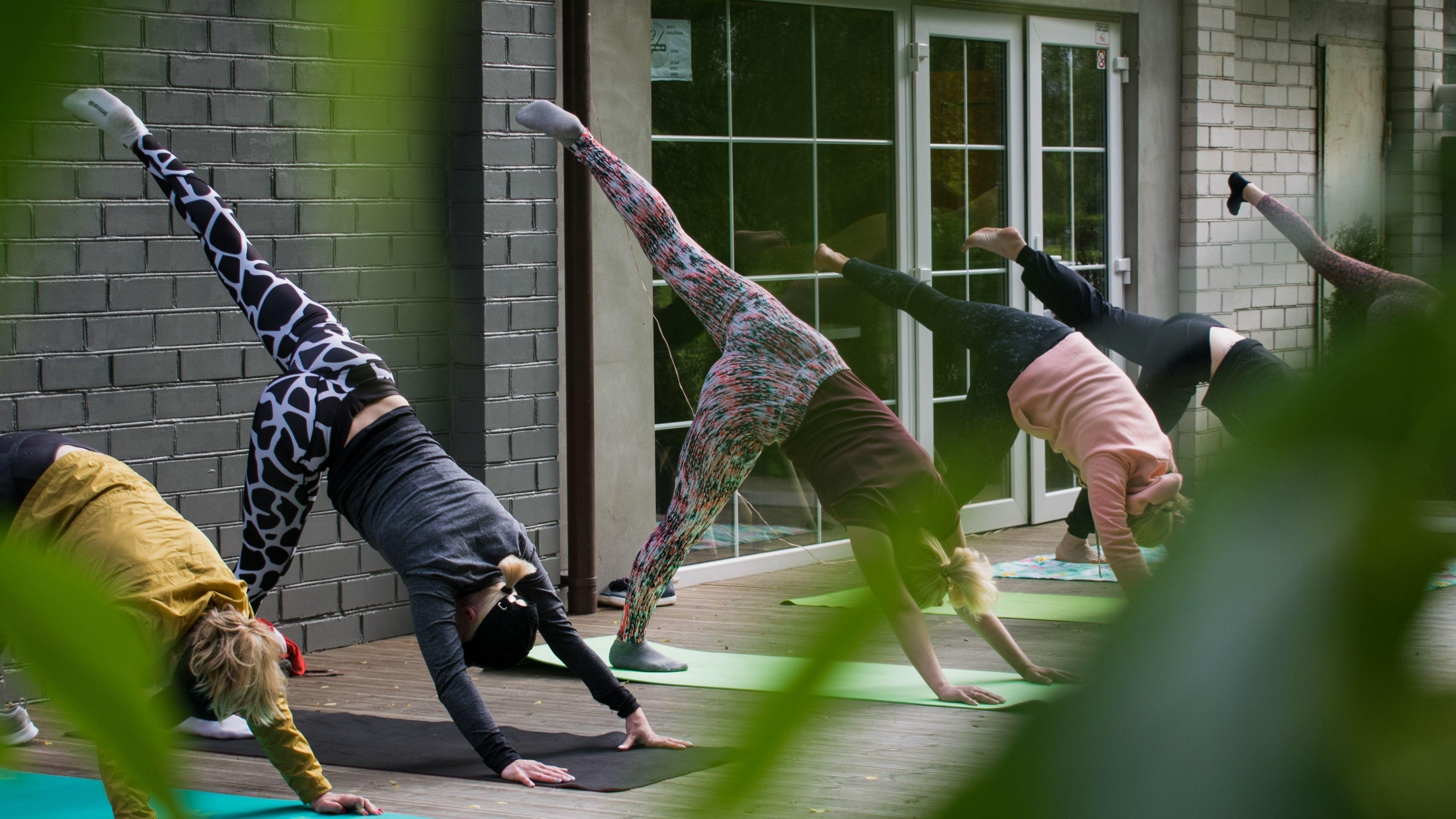 Yoga und Meditation @Westpark