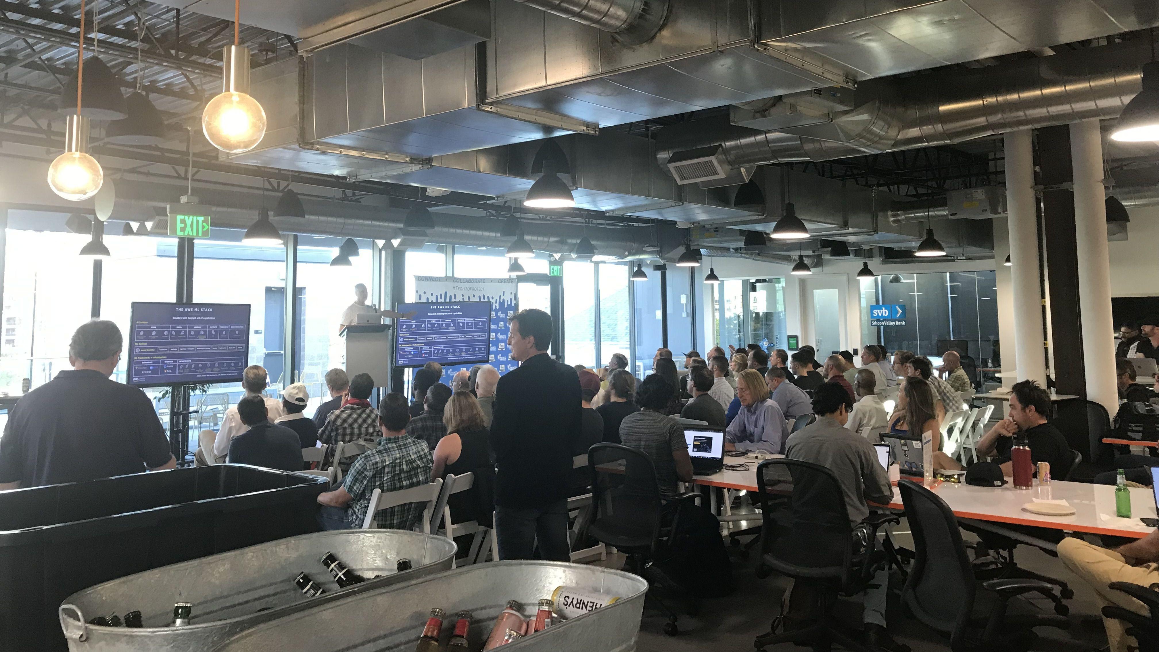AWS Meetup Group