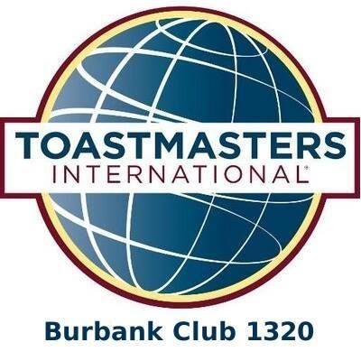 Burbank Toastmasters Meetup