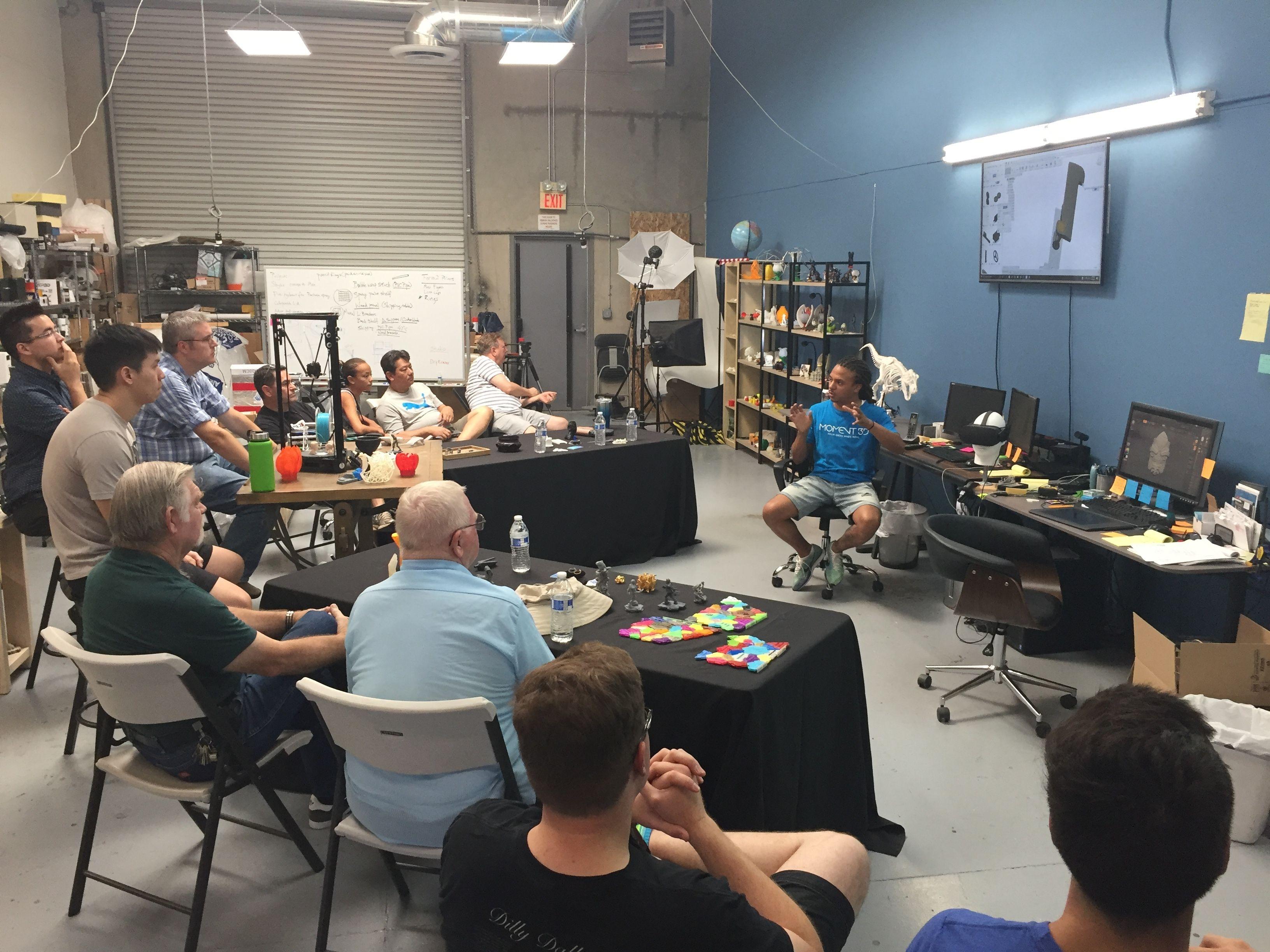 Las Vegas 3D Printing Meetup