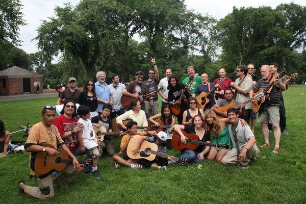 NYC Guitar Group