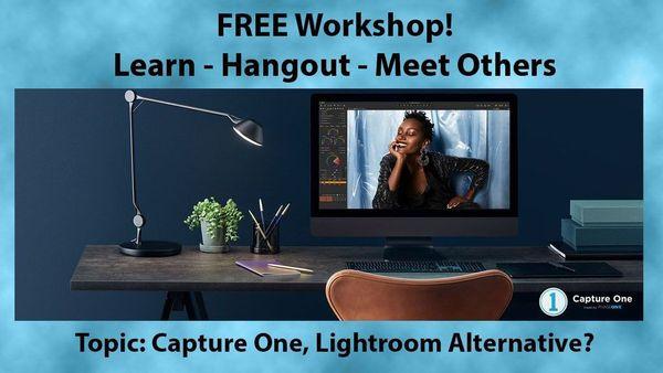 FREE! Social-Exposure: Capture One, Lightroom Alternative