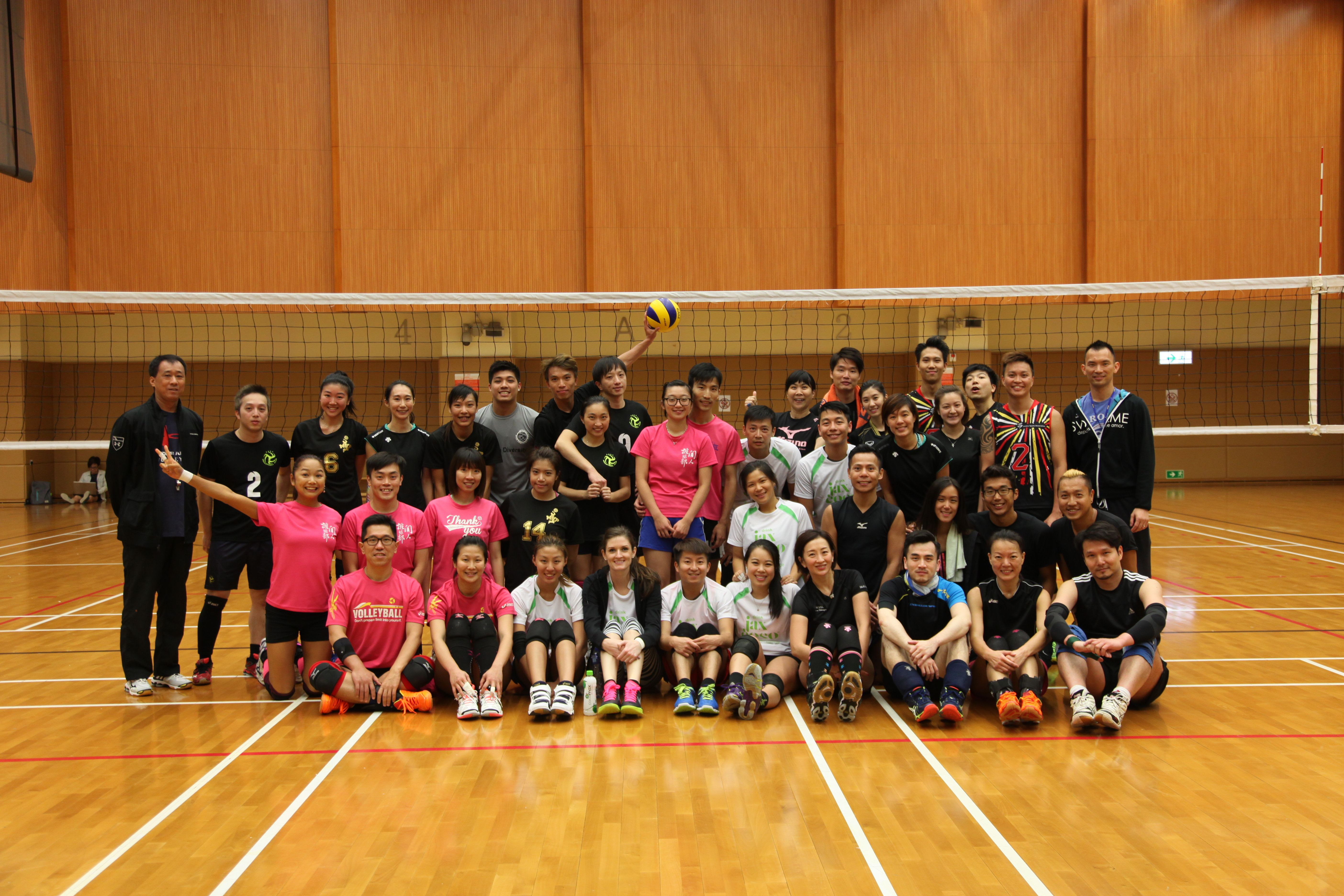 IVB.hk - Indoor Volleyball hk